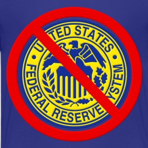 No Federal Reserve Kids' Shirts - Kids' Premium T-Shirt
