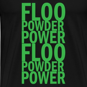 Floo Powder Power - Men's Premium T-Shirt