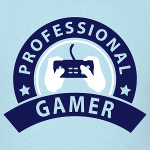 prof_gamer_1 T-Shirts - Men's T-Shirt