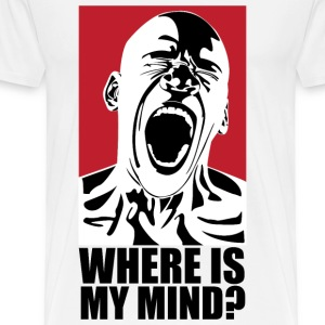 Where Is My Mind? T-Shirts - Men's Premium T-Shirt