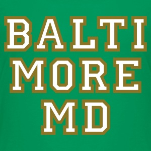 Baltimore MD Kid's T-Shirt College Style - Kids' Premium T-Shirt