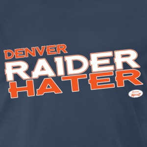 denver_raider_hater T-Shirts - Men's Premium T-Shirt