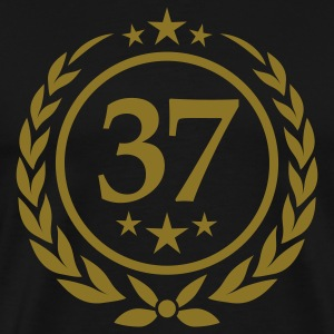Birthday 37 T-Shirts - Men's Premium T-Shirt