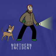 Design ~ Northern Incident Men's shirt