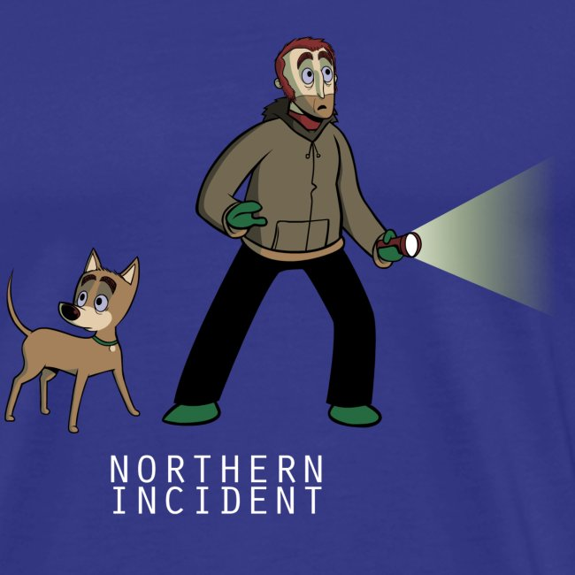 Northern Incident Men's shirt