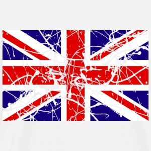 United Kingdom Flag - Men's Premium T-Shirt