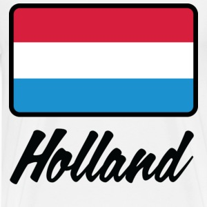Flag Holland (DD) T-Shirts - Men's Premium T-Shirt