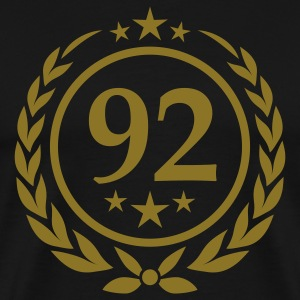 Birthday 92 T-Shirts - Men's Premium T-Shirt