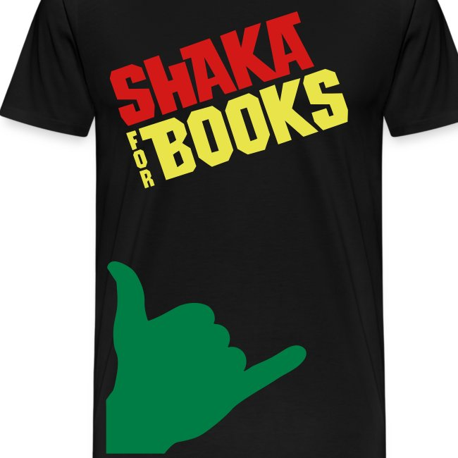 "Shaka For Books - ""The Jeff"""