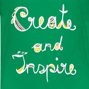 Create and Inspire - Kids' Premium T-Shirt