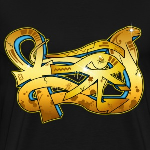 graffiti egypt T-Shirts - Men's Premium T-Shirt