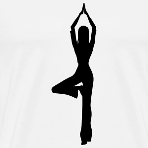 yoga T-Shirts - Men's Premium T-Shirt