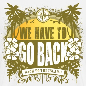 We Have To Go Back - Men's Premium T-Shirt