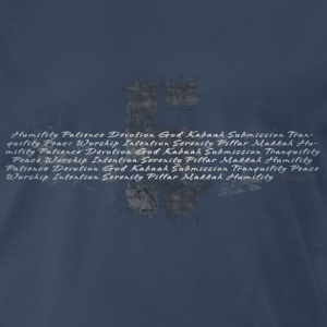Five Prayers - Men's Premium T-Shirt
