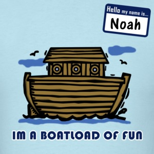 Boatload of Fun - Men's T-Shirt