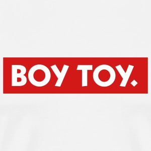 Boy Toy (2c) T-Shirts - Men's Premium T-Shirt