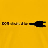 Design ~ Men's 100% Electric