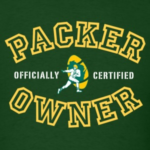 Packer Owner green - Men's T-Shirt