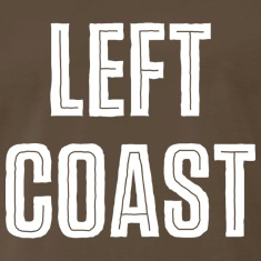 Left Coast T-shirt