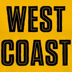 West Coast T-shirt - Men's Premium T-Shirt