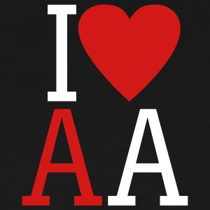 I Heart Ace Ace 2 T-Shirts - Men's Premium T-Shirt