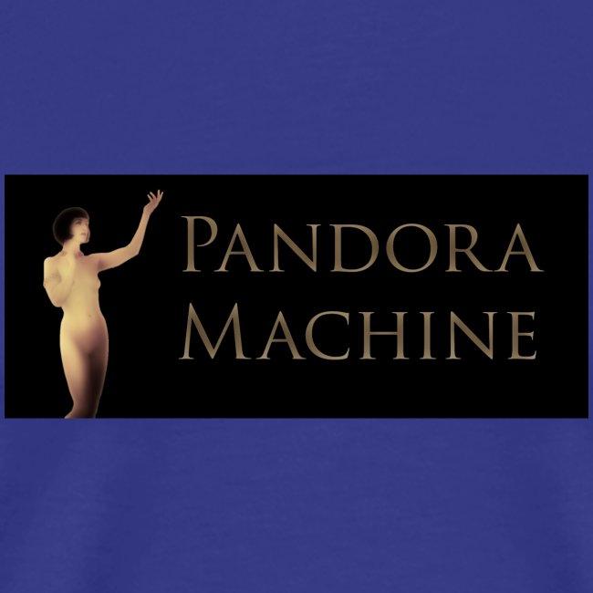Pandora Machine Black T-shirt
