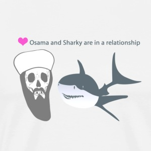 Osama Bin Laden relationship T-Shirts - Men's Premium T-Shirt