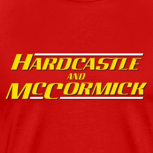 Hardcastle & McCormick mens - Men's Premium T-Shirt