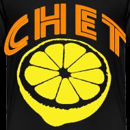 Design ~  Chet Toddler T-Shirt
