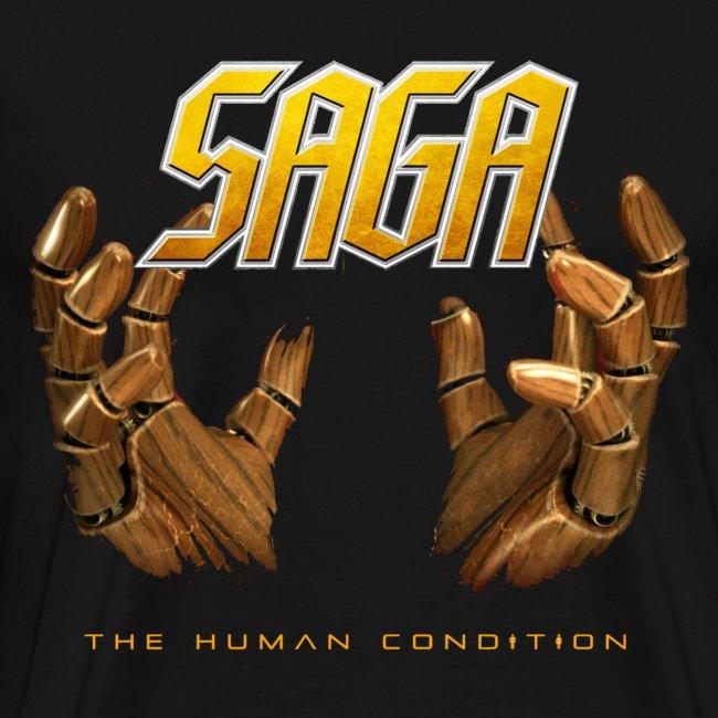 Saga Men's Hand T