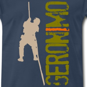 Geronimo - Men's Premium T-Shirt