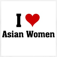 I love asian women