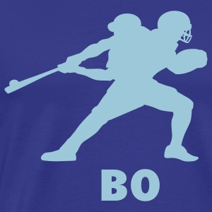 Kansas City Bo (Heavy Weight) - Men's Premium T-Shirt