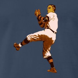 Baseball Pitcher  - Men's Premium T-Shirt