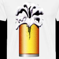 Design ~ Beer Diver, beer drinker, larger lout