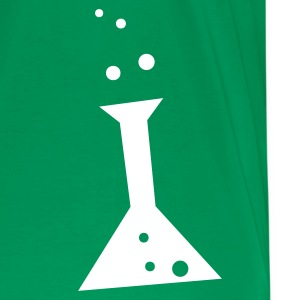 crazy potion test tube with bubbles T-Shirts - Men's Premium T-Shirt