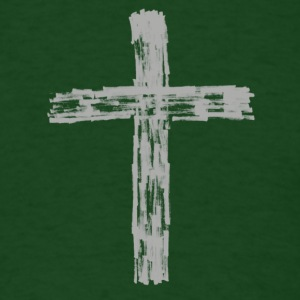 Christ Died for Us - Men's T-Shirt