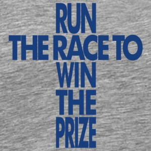 Run to Win - Men's Premium T-Shirt