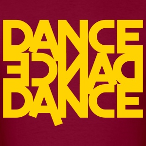 dance dance dance T-Shirts - Men's T-Shirt