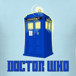 Doctor Who Dr. T-Shirts - Men's T-Shirt