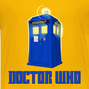 Doctor Who Dr. Kids' Shirts - Kids' Premium T-Shirt
