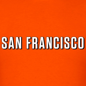 San Francisco T-shirt - Men's T-Shirt