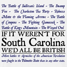 South Carolina British