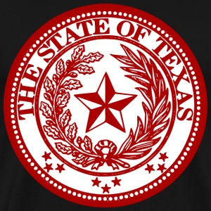 Texas Red Seal - Men's Premium T-Shirt
