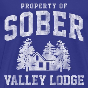 Sober Valley T-Shirts - Men's Premium T-Shirt