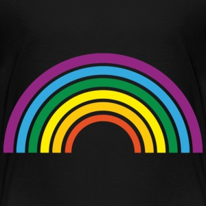 Rainbow Toddler Shirts - Toddler Premium T-Shirt