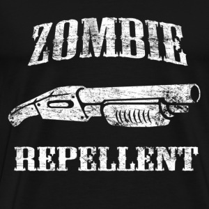 Zombie Repellent - Men's Premium T-Shirt