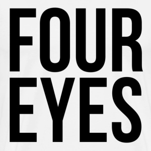 Four Eyes T-Shirts - Men's Premium T-Shirt