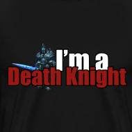 Design ~ Death Knight shirt male