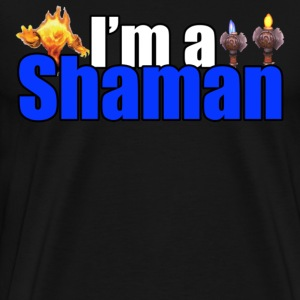 Shaman shirt male - Men's Premium T-Shirt